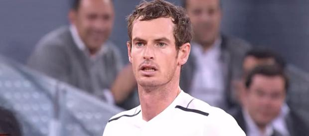 Andy Murray in Madrid/ Photo: screenshot via ATPWorldTour channel on YouTube