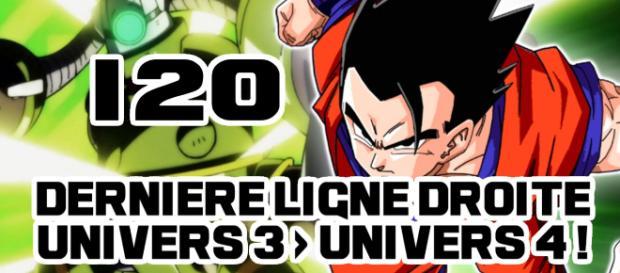 DBS 120 : Dernière Ligne Droite, Univers 3 meilleur que l'univers 4 !