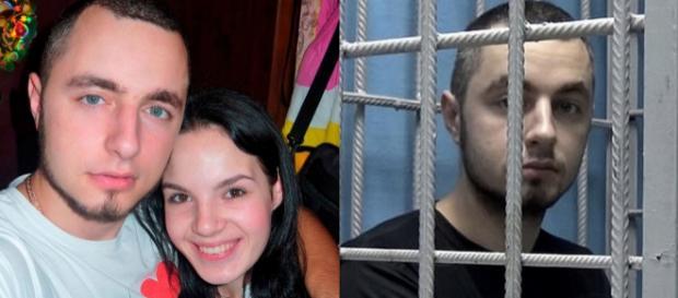 Em um acesso de fúria advindo de ciúmes, Dmitry Grachyov cometeu um crime bárbaro contra a esposa, Margarita Grachyova (Crédito: East2West News)