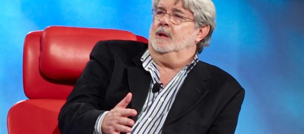 George Lucas has said Star Wars was intended to be a myth for our time. - [Image via Wikimedia Commons, Joi Ito]
