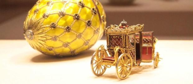 Los huevos de Pascua Fabergé, el secreto mejor guardado de los zares de Rusia. - eldia.com