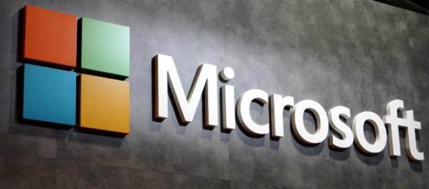 Microsoft Headquarter - Microsoft Logo
