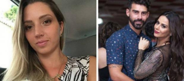 Namorada de ex-noivo de Viviane Araújo anuncia gravidez e desabafa (Reprodução/Internet)