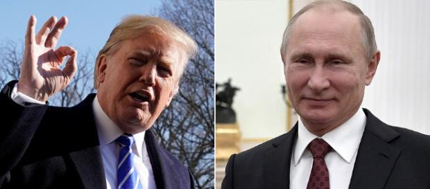 Putin i-a mulțumit lui Trump pentru ajutorul dat în dejucarea unui atac terorist în Rusia - Foto: rt.com (© Reuters / Global Look Press)