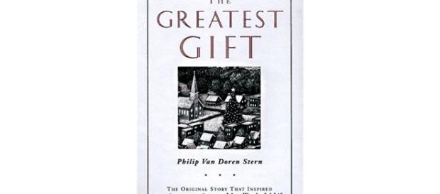 The Greatest Gift: The Original Story That Inspired It's A Wonderful Life - goodreads.com