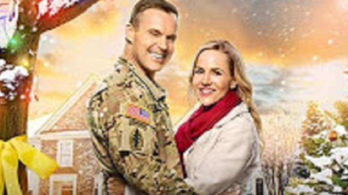 Four Hallmark Channel Christmas movies with full military honors