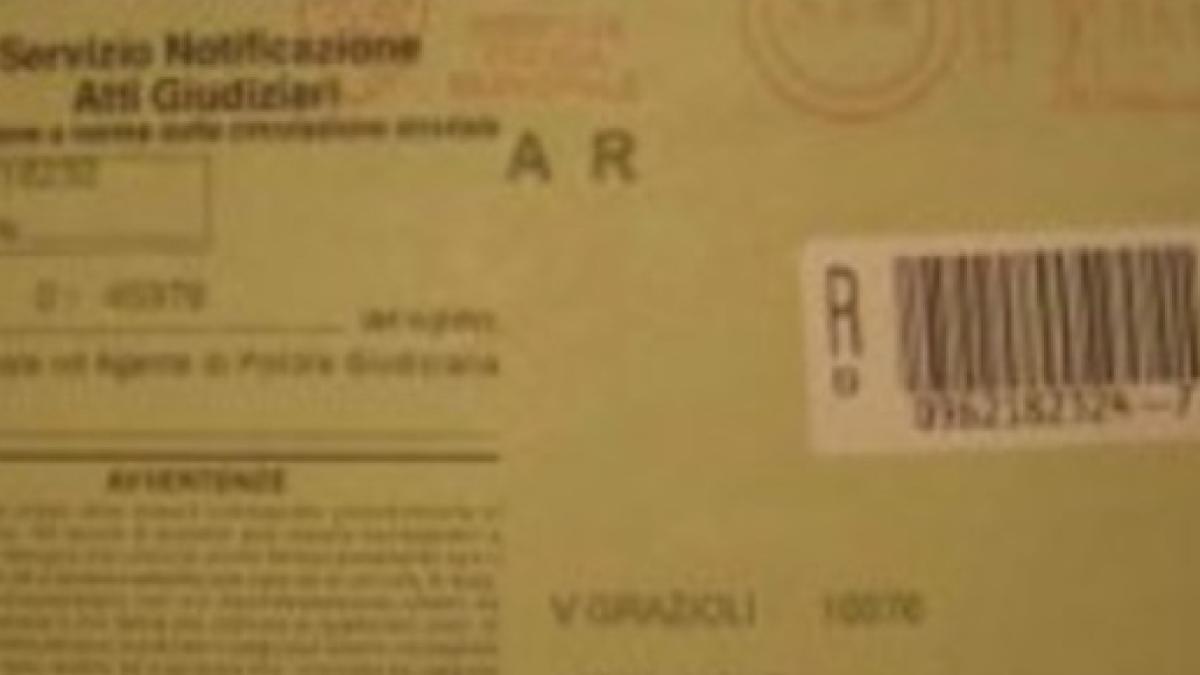 Ufficio Notifiche A Roma : Notifiche la compiuta giacenza solo per le persone fisiche