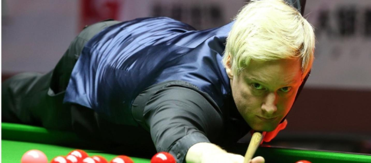 Watch this incredible drama only a snooker frame can provide
