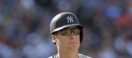 Chase Headley Yankees at Orioles [Photo via Keith Allison/Wikimedia Commons]