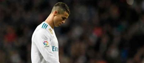 Cristiano Ronaldo está vivendo um impasse no Real Madrid. (Foto Reprodução).