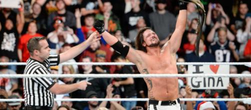 AJ Styles merece mejores oponentes en sus próximas defensas titulares. WWE.com.