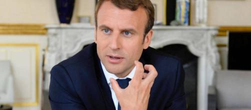 Emmanuel Macron, son grand entretien