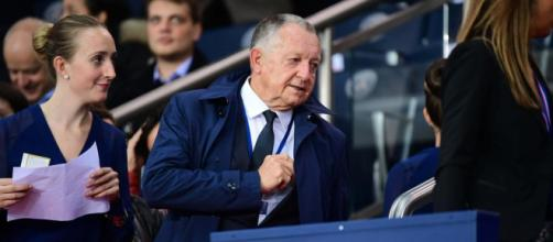 Football Ligue 1 - OL-OM : Aulas lance façon match de boxe son ... - foot01.com