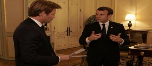 Interview d'Emmanuel Macron sur France 2 : ce qu'il faut retenir