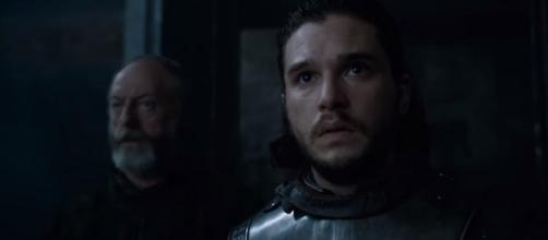 Jon Snow 'Game of Thrones' character/ Photo: screenshot via Game of Thrones channel on YouTube