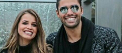 Luca Onestini e Ivana Mrazova si sono baciati pubblicamente, perchè sanno di essere molto amati?