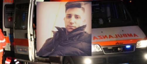 Mattia Santangelo, 19 anni. (Fonte immagine: profilo Facebook)