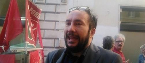 Maurizio Acerbo, segretario nazionale Rifondazione Comunista (foto esclusiva Blasting News)