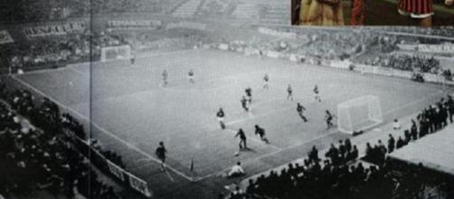 Milan-Inter al PalaLido di Milano, Mundialito Indoor del dicembre 1982