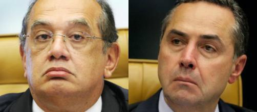 Ministro Barroso x Gilmar Mendes: o bem contra o mau