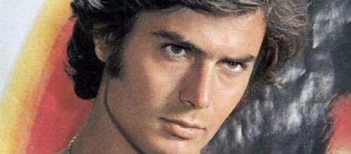 O ator italiano Franco Gasparri