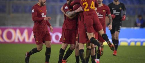 Serie A, Roma-Cagliari 1-0 / Il fotoracconto | LaPresse - lapresse.it