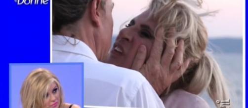Uomini e Donne, Gemma smascherata: è lei a chiedere un bacio a Giorgio