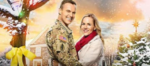 'Christmas Homecoming' is one of the 2017 Hallmark Channel movies. [Image via Hallmark Movies and Mysteries/YouTube]