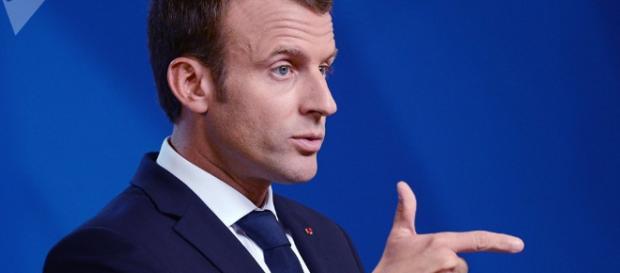Commémoration de Mai 68 par Macron : «parodie et dénaturation ... - sputniknews.com