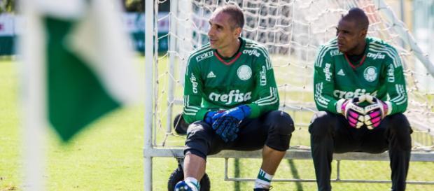 Fernando Prass e Jaílson são os principais goleiros