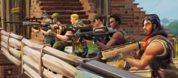 """Fortnite"" Battle Royale is getting new shooting mechanics. Image Credit: Epic Games / YouTube"