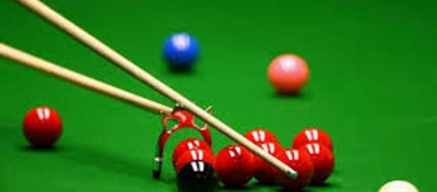 Snooker prediction Image: Hawk-Eye Innovations