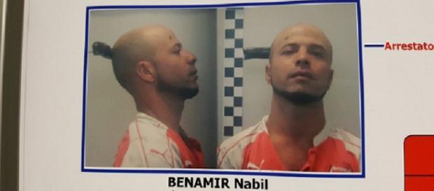 Nabil Benamir arrestato a Genova con accusa di terrorismo