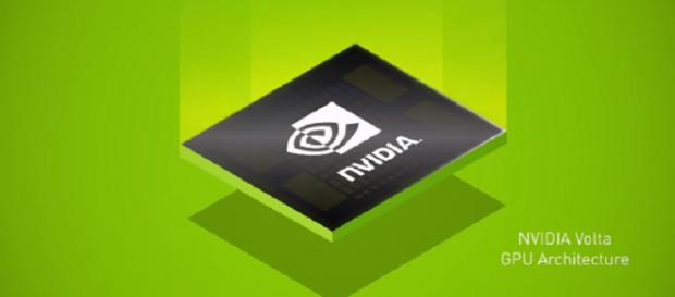 NVIDIA Volta: Implications for Gaming. - [Image credit: NVIDIA/YouTube screenshot]