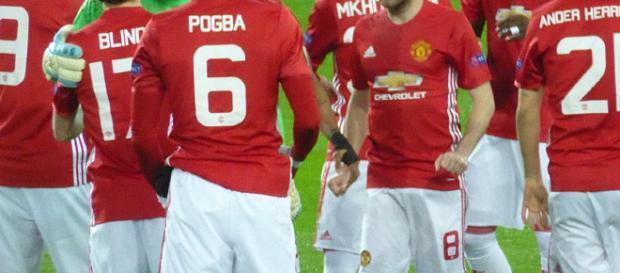 Paul Pogba will make his comeback after three Premier League games. - [Image via: Ardfern/Wikimedia Commons]