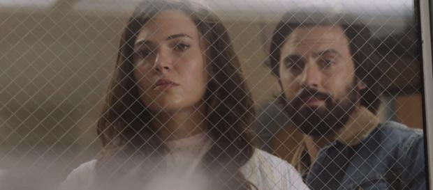 Rebecca and Jack Pearson/ Photo: screenshot via This Is Us official channel on YouTube