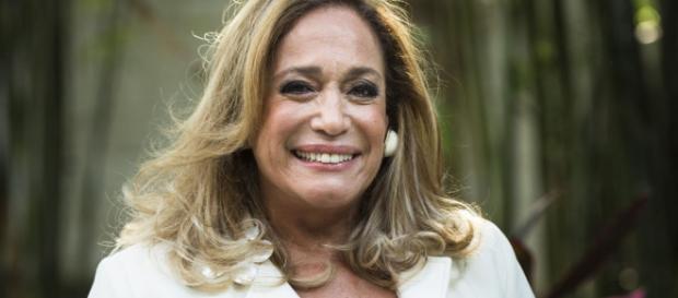 Susana segue internada em hospital no RJ. (Foto Reprodução).