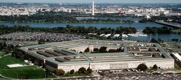 The Pentagon US Department of Defense building (Image credit – Ken Hammond, Wikimedia Commons)