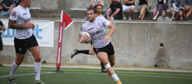 Toronto Wolfpack are among the hopefuls pushing for a Super League spot in 2018. Image Source: theathletic.com