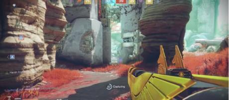 A screenshot from 'Destiny 2.' - [Bungie / YouTube screencap]