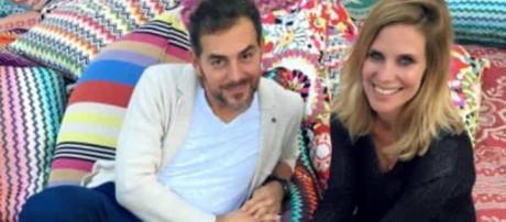 Daniele Bossari: nessuna crisi con Filippa - today.it