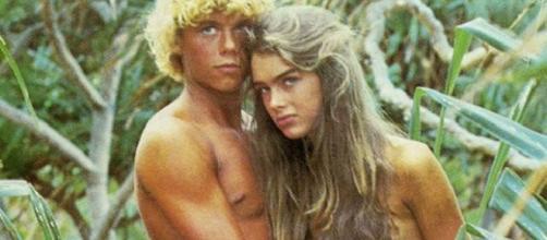 """""""A Lagoa Azul"""", foi um filme de grande sucesso. (Foto Reprodução)."""