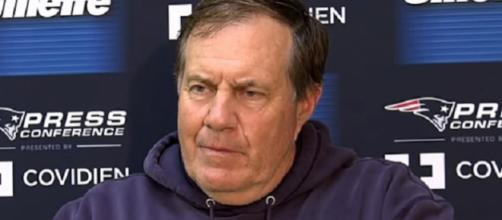Bill Belichick prefers to talk about their win over Steelers (Image Credit: NFL Films/YouTube)