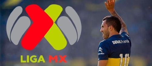 Carlos Tevez podría jugar en la liga mx