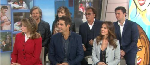 'Days of our Lives' Christmas spoilers. (Image via YouTube screengrab/Today Show)