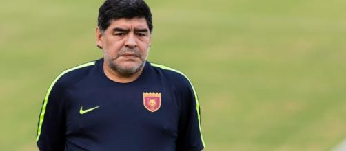 Diego Armando Maradona comenta sobre lo que debería hacer el RM
