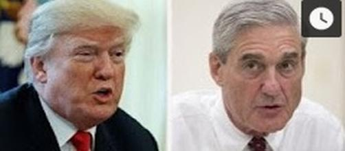 Donald Trump and Robert Mueller [Image Source: FOX News/YouTube]