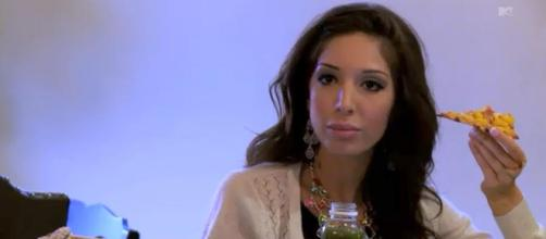 Farrah Abraham appears on 'Teen Mom OG.' [Photo Credit: MTV/YouTube screencap]