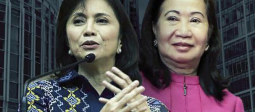 Filipinas es uno de los mejores lugares para invertir, Andrea Domingo les cuenta a los posibles inversores. Ignora el ruido, agrega.