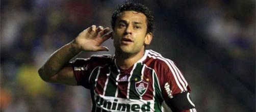 Fred fez história com a camisa do Fluminense